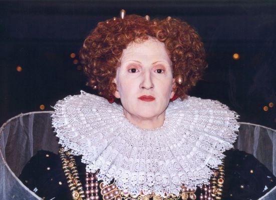 Elisabeth i ère d'angleterre (1533 - 1603)
