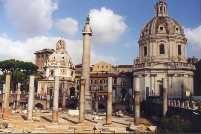forum rome le forum était le coeur de la vie économique judiciaire ...