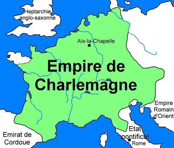 Empire de Charlemagne
