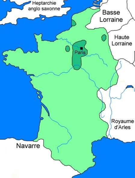 France en l'an mil