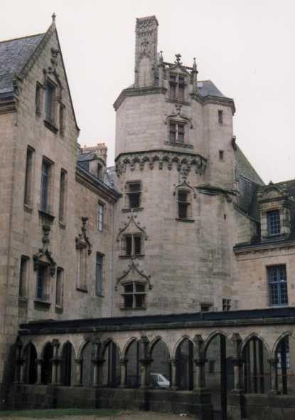 Palais de l'évêque
