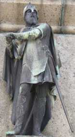 Guillaume longue épée