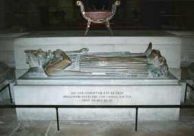 Gisant de Richard Coeur de Lion